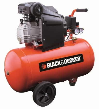 Kompresor Black+Decker BD 205/50